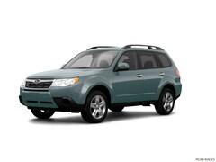 Bargain Used 2009 Subaru Forester 2.5X SUV for sale in Kirkland, WA