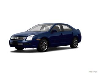2009 Ford Fusion SE I4 Sedan