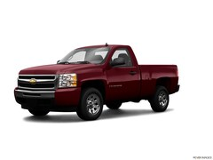 2009 Chevrolet Silverado 1500 WT Regular Cab Pickup