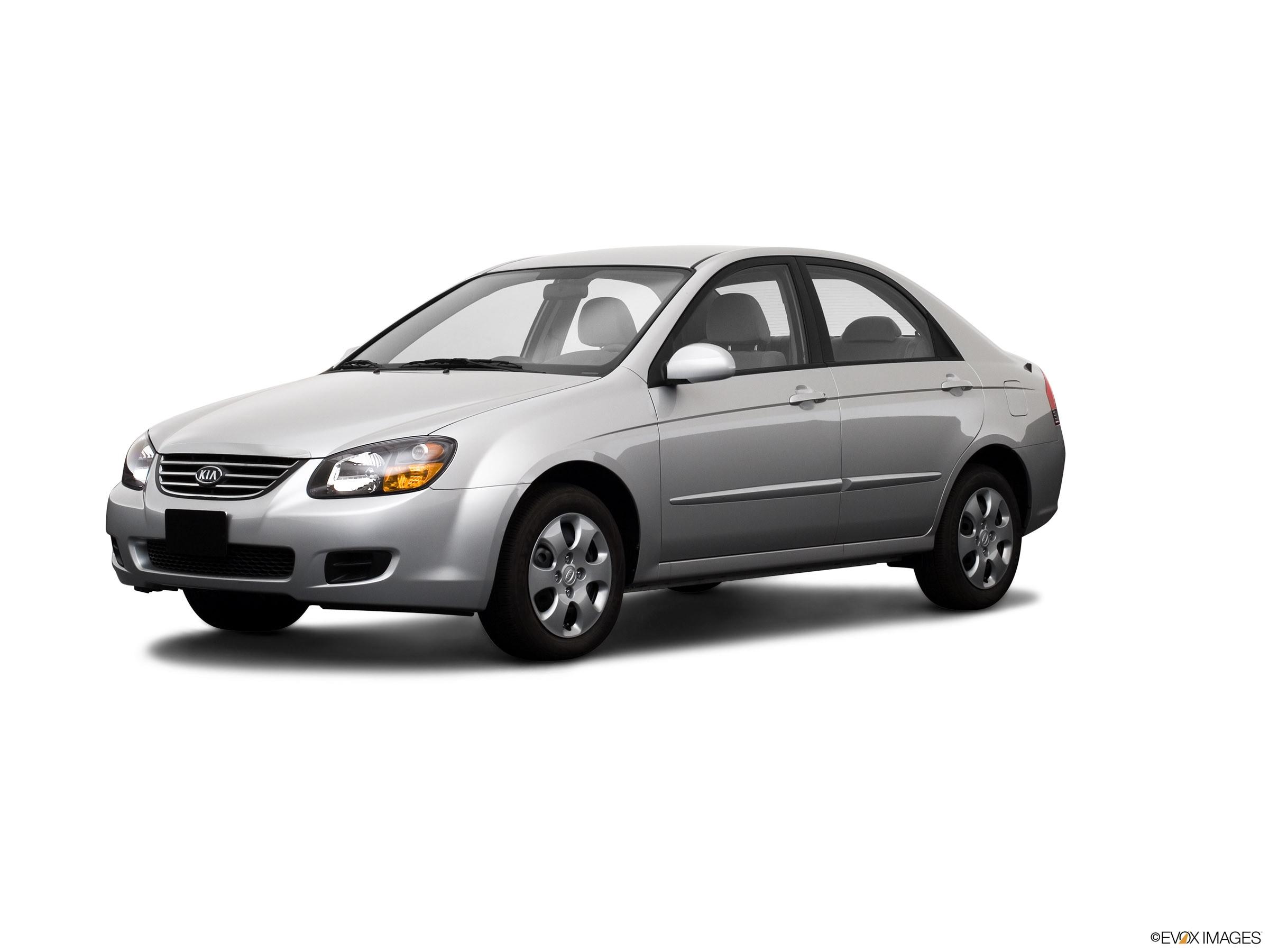 2009 Kia Spectra EX Sedan