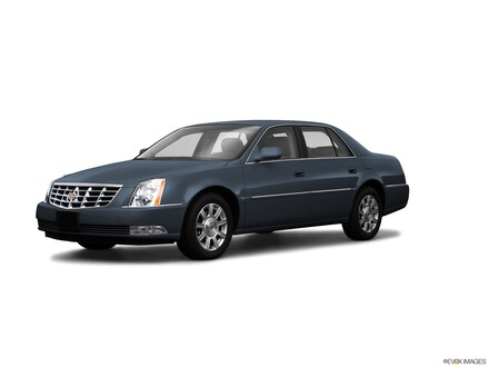 Used 2009 CADILLAC DTS Sedan for sale in Washington, IN