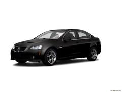 2009 Pontiac G8 Base Sedan
