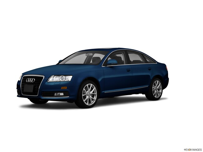 Used vehicle 2010 Audi A6 3.0 Premium Plus Sedan for sale near you in Stafford, VA