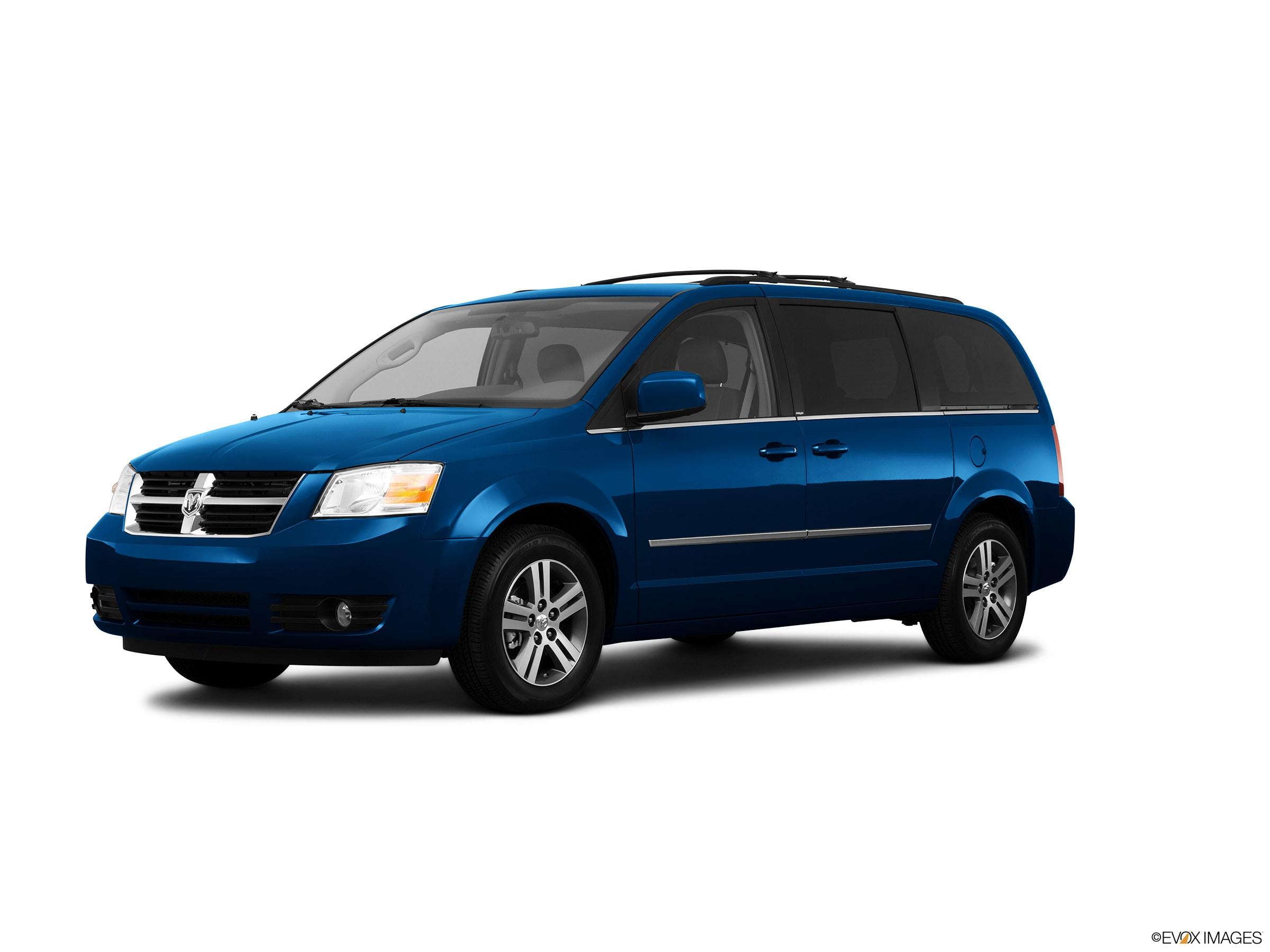 2010 Dodge Grand Caravan SXT Passenger Van