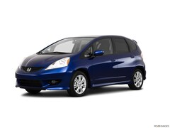 Used 2010 Honda Fit Sport Hatchback in New England
