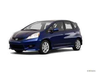 2010 Honda Fit Sport w/VSA/Navi Hatchback