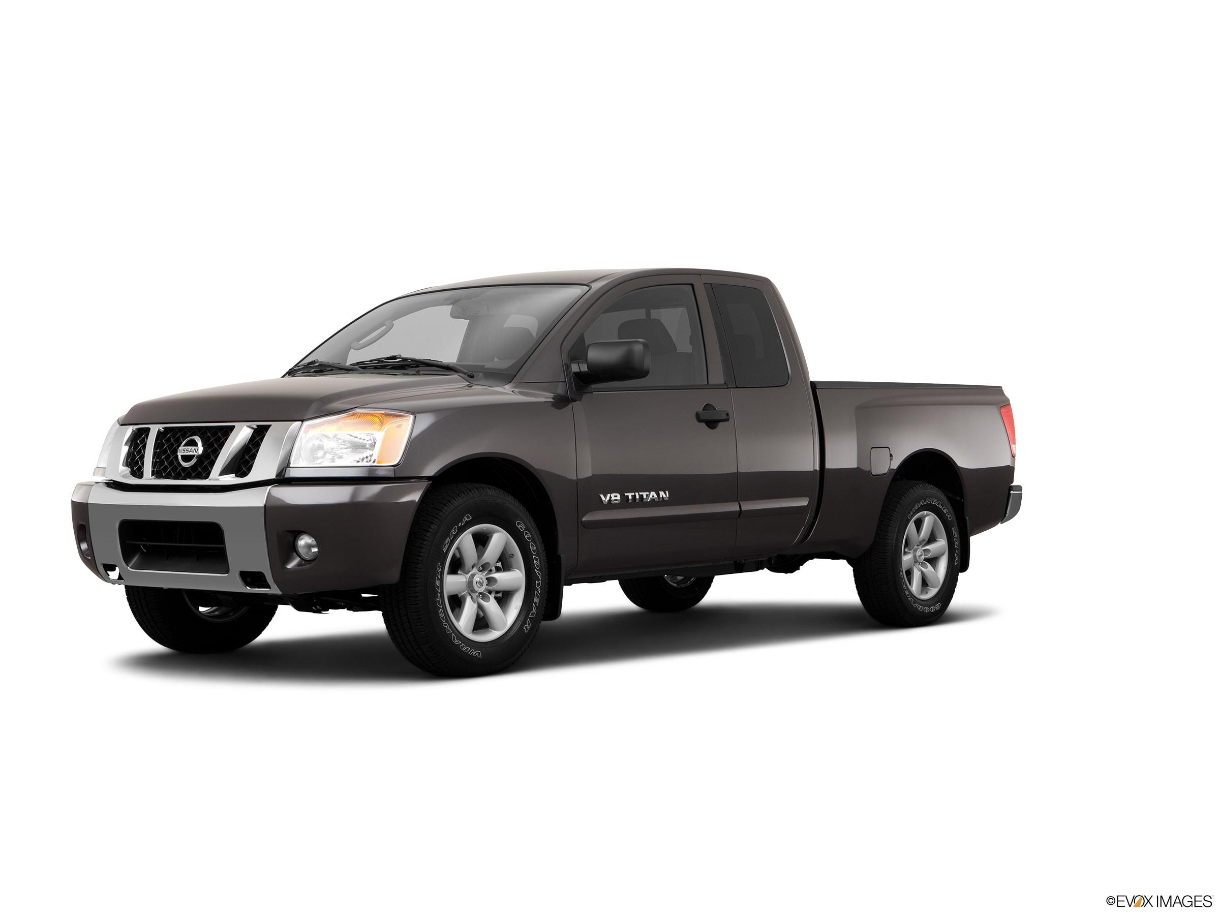 2011 Nissan Titan Truck King Cab