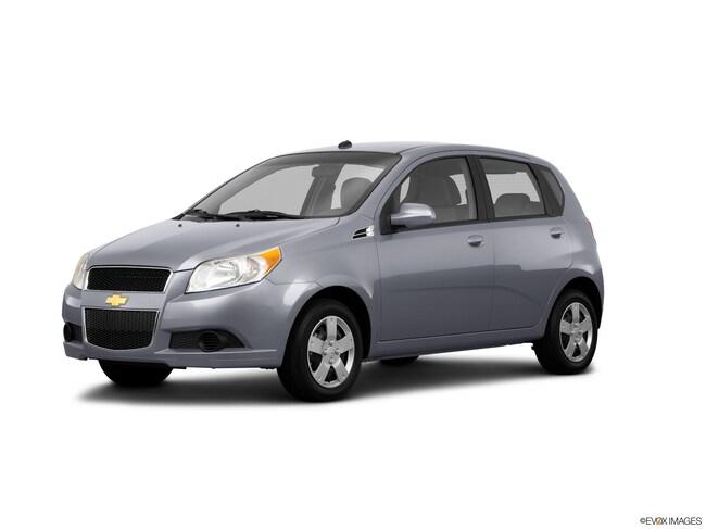 2011 Chevrolet Aveo Aveo 5 Hatchback