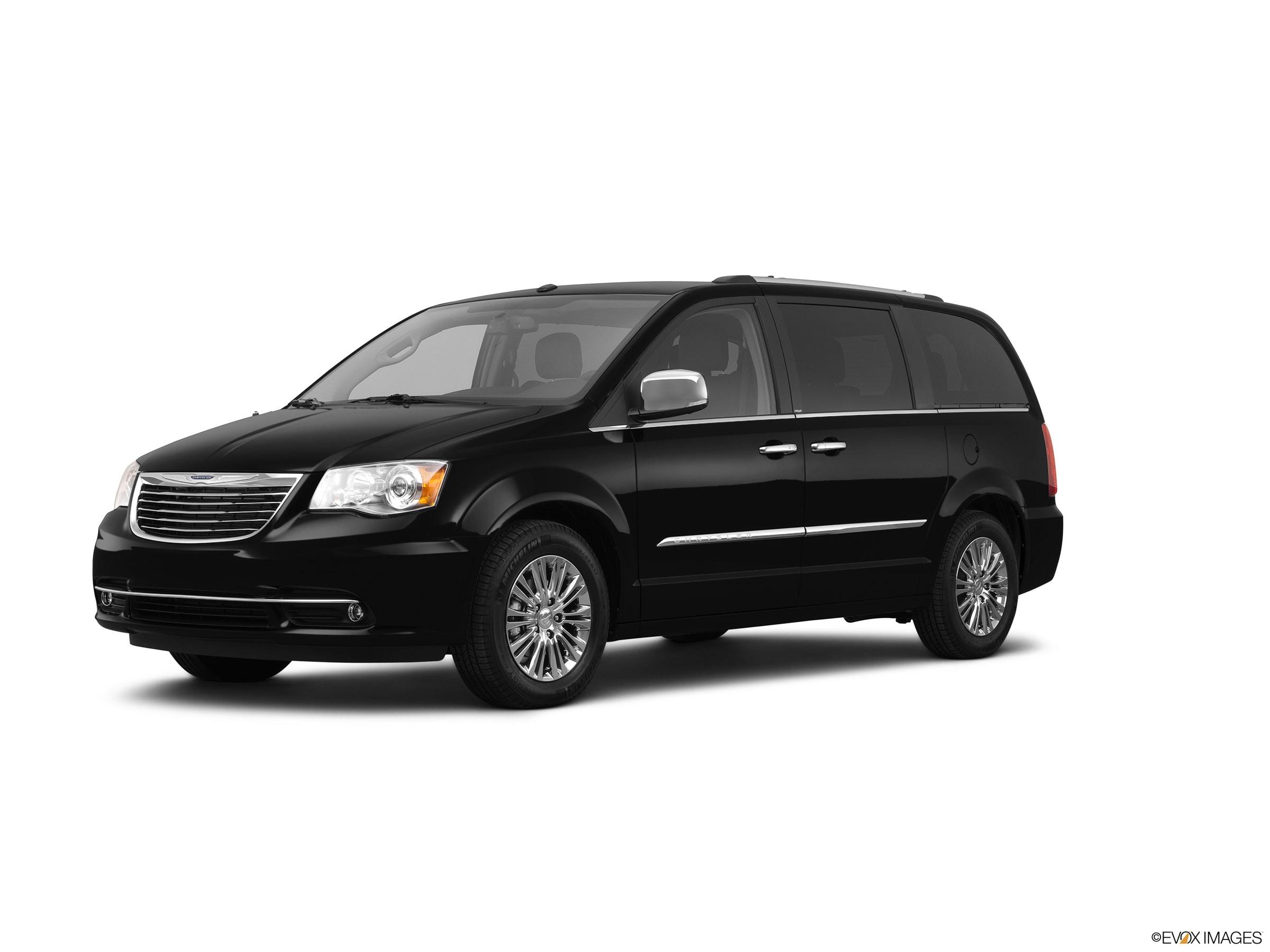 2011 Chrysler Town & Country Van LWB Passenger Van