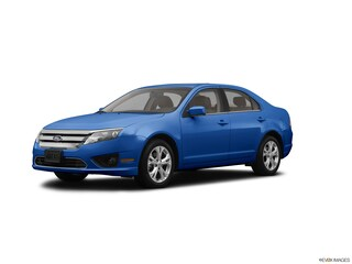 Used 2012 Ford Fusion SE Sedan for sale in Canton OH