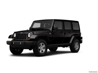 Used 2012 Jeep Wrangler Unlimited Sahara 4WD  Sahara for sale in Fairfield CT