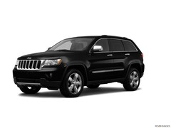 2012 Jeep Grand Cherokee Limited 4x4 SUV