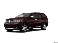 Used 2012 Dodge Durango Crew AWD  Crew For Sale in Westfield