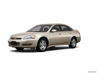 Used 2012 Chevrolet Impala LT Sedan 0310011A Harlingen, TX