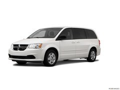 Used 2012 Dodge Grand Caravan SXT Van for Sale in Helena
