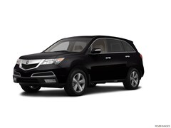 2012 Acura MDX Tech Pkg SUV For Sale in Springfield, IL
