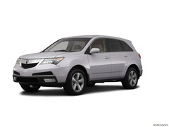 2012 Acura MDX Technology SUV For Sale in El Paso
