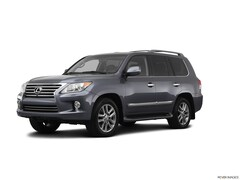 Used 2013 LEXUS LX 570 4WD 4dr SUV for sale in Houston
