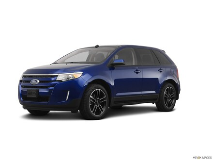 2013 Ford Edge 4DR SEL AWD AWD SEL  Crossover