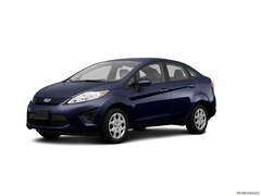 Used 2013 Ford Fiesta SE Sedan 3FADP4BJ5DM207342 in Rochester, NY