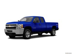 Pre-Owned 2013 Chevrolet Silverado 2500HD LT Truck Extended Cab For Sale in Springville