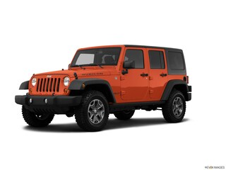 Used 2013 Jeep Wrangler Unlimited Rubicon SUV for sale in Salt Lake City, UT