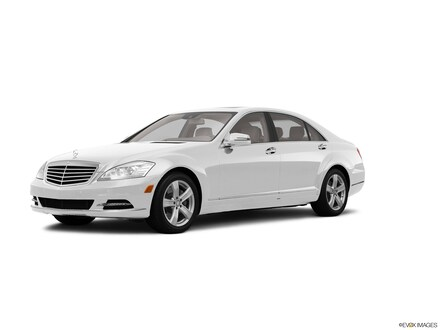 2013 Mercedes-Benz S-Class S 550 Sedan