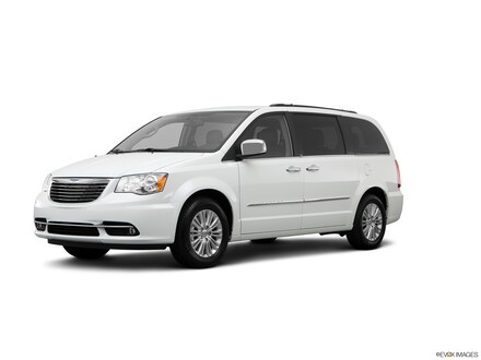 Featured Pre-Owned 2013 Chrysler Town & Country Touring-L Minivan/Van for sale in Meadville, PA