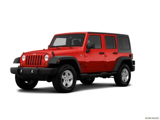 Used 2013 Jeep Wrangler Unlimited Sahara SUV in Montgomery