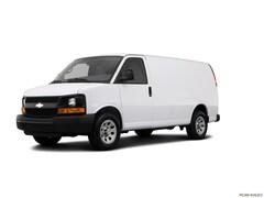 2013 Chevrolet Express 1500 WV Van Cargo Van