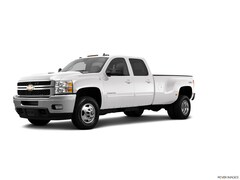 used 2013 Chevrolet Silverado 3500HD LTZ Truck for sale in beaver dam wi