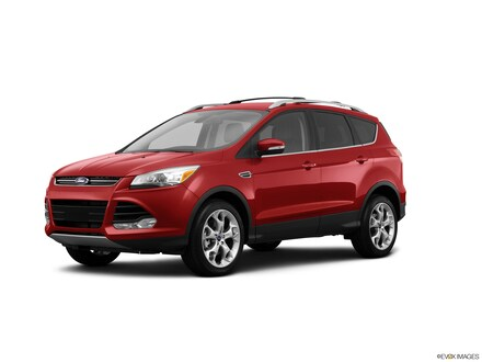 Featured Used 2013 Ford Escape Titanium SUV 1FMCU0J90DUB97003 for sale near you in Peoria, AZ