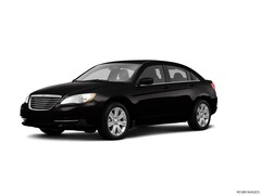Used 2013 Chrysler 200 Touring Sedan for sale in Lawton, OK