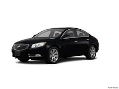 2013 Buick Regal Turbo - Premium 3 Sedan For Sale Cedar Rapids