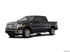 2013 Ford F-150 FX4 4WD SuperCrew 145 FX4