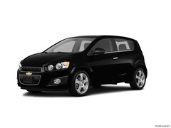2013 Chevrolet Sonic LS Manual Hatchback