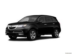 2013 Acura MDX 3.7L (A6) SUV