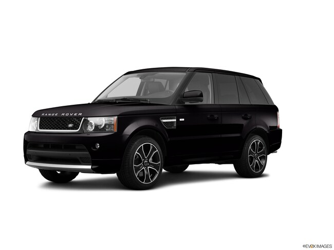 Used 2013 Land Rover Range Rover Sport HSE SUV Livermore, CA