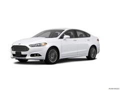 Used Vehicles for sale 2013 Ford Fusion Titanium Sedan in Brownsburg, IN