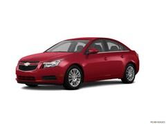2013 Chevrolet Cruze ECO Sedan For Sale Near Sacramento | Elk Grove Subaru