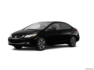 Used 2013 Honda Civic EX-L Sedan 0100429A near Harlingen, TX
