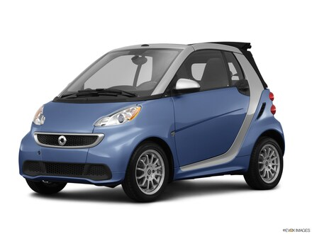 2013 Smart Fortwo Passion Cabriolet Passion