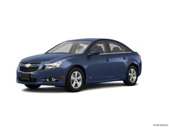 Used 2013 Chevrolet Cruze 2LT Manual Sedan for sale in Urbana, OH