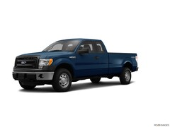2013 Ford F-150 4WD SuperCab 145 XLT Truck SuperCab Styleside