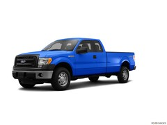 2013 Ford F-150 4WD Supercab 145 STX Extended Cab Pickup