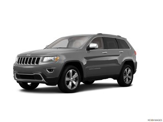 Used 2014 Jeep Grand Cherokee Limited SUV in Broomfield, CO