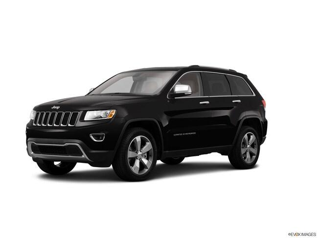 2014 Jeep Grand Cherokee Limited Sport Utility in Oak Lawn IL