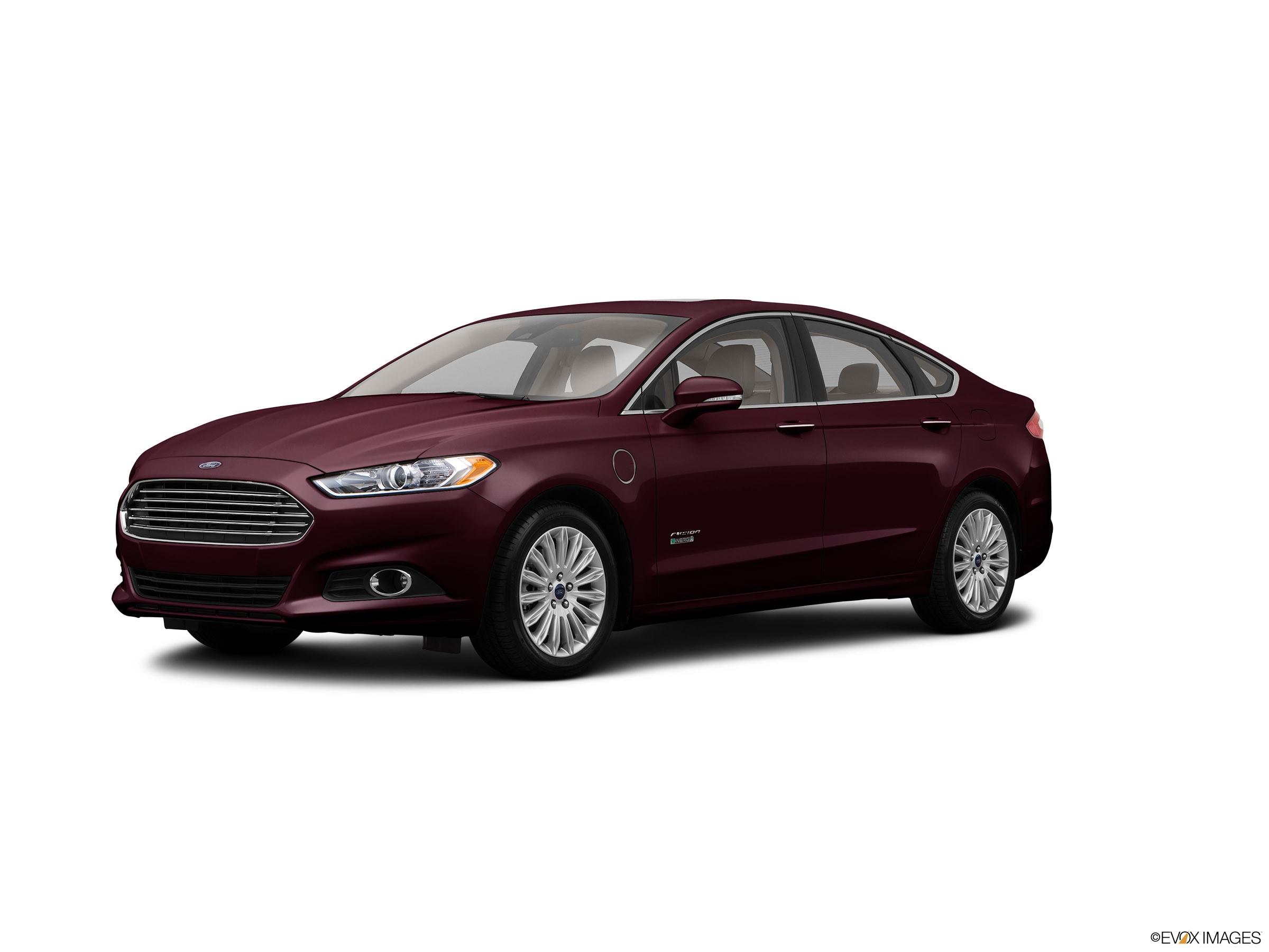 2013 Ford Fusion Energi Sedan