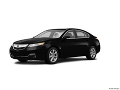 2013 Acura TL 3.5 w/Advance Package Sedan