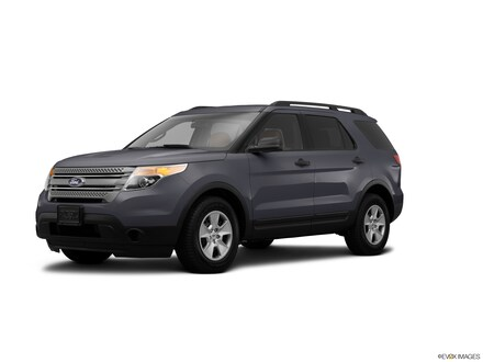 2014 Ford Explorer Limited 4WD SUV